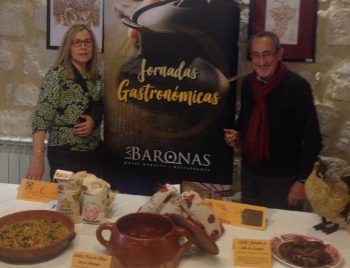 Las Jornadas de Puchero del Restaurante Las Baronas muestran hasta el 1 de abril propuestas de la época del Quijote