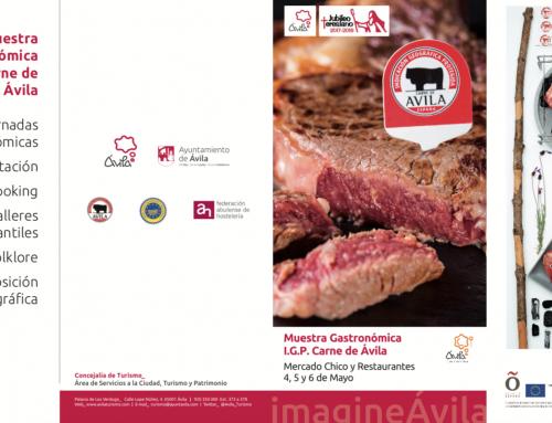 Muestra Gastronómica I.G.P. Carne de Ávila