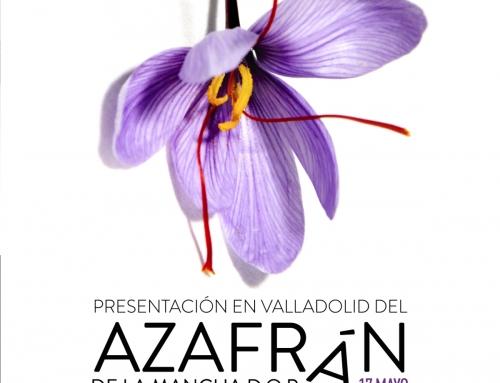 PRESENTACION EN VALLADOLID DEL AZAFRÁN DE LA MANCHA D.O.P.