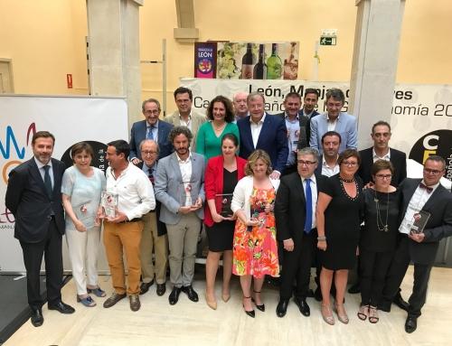 ENTREGA DE LOS V PREMIOS DE GASTRONOMIA DE CASTILLA Y LEON